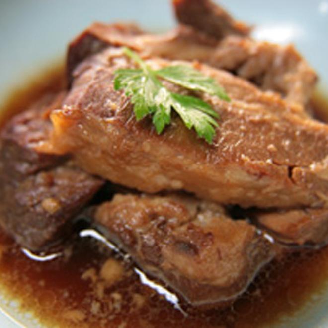 豚の菊煮 イメージ1