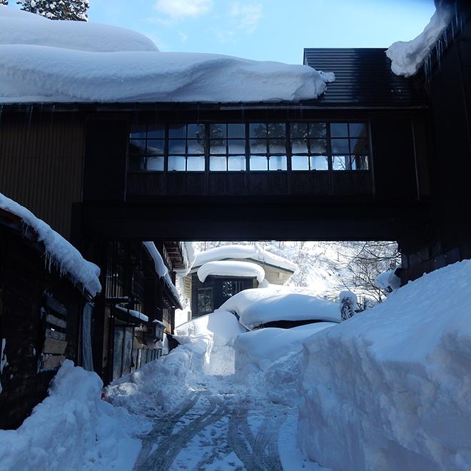 栃尾又温泉自在館 新潟県魚沼市の秘湯 イメージ1